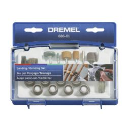 Dremel 31-Piece Sanding and Grinding Kit