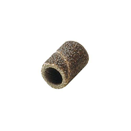 Dremel 1/4-inch 120-Grit Fine Sanding Bands for Wood, Fiberglass, Metal, and Rubber (6-Pack)