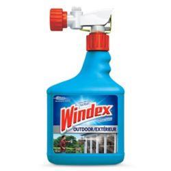 Windex Outdoor Glass and Patio Cleaner, 950 ml