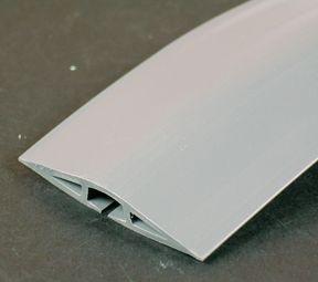 Protecteur de cordons de 15 pieds gris