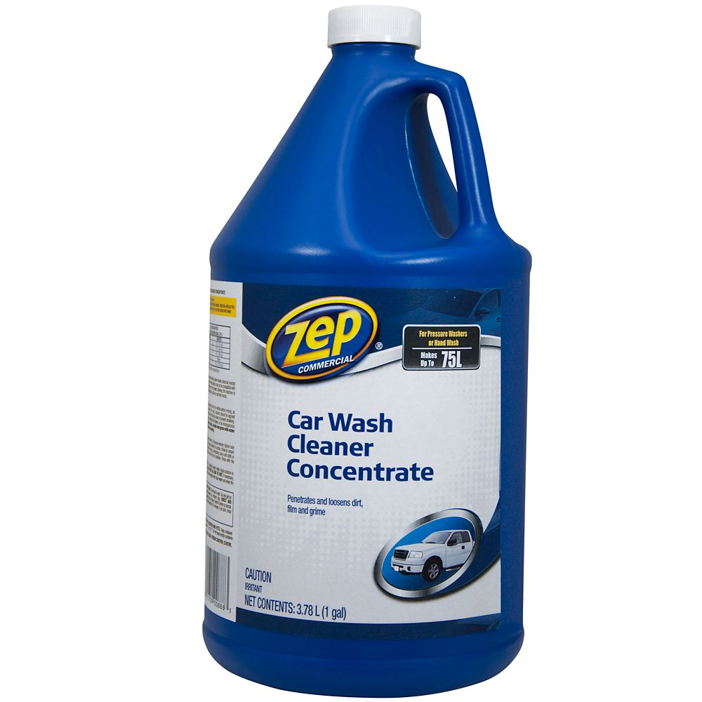 Zep Car Wash Pressure Wash 3.78L
