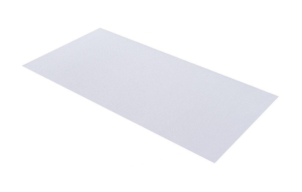 Prismatic White Acrylic Lighting Panel - 23.75 Inch x 47.75 Inch