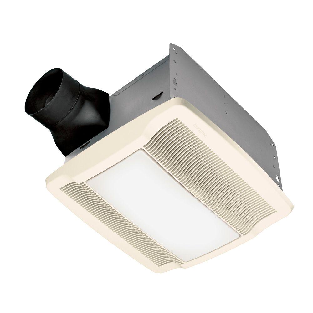Luminaire/ventilateur d'extraction très silencieux - 90 PCM