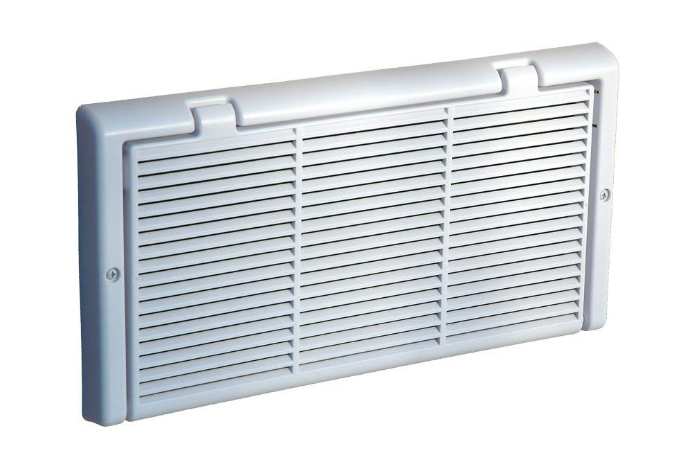 Système de filtres pour grilles d'air de retour - 14X6 pouces