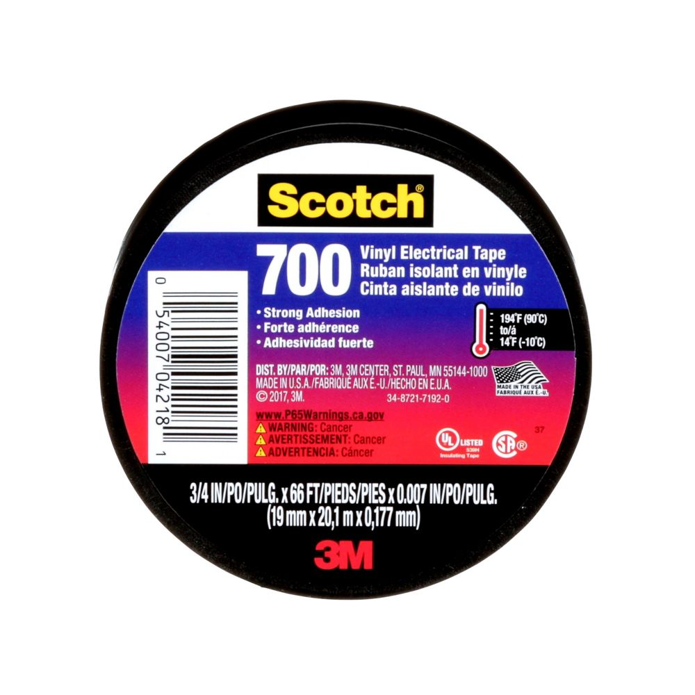 Isolant en vinyle 700 Scotch