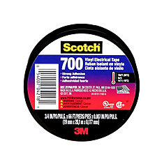 Scotch 700 Commercial Grade Vinyl Electrical Tape