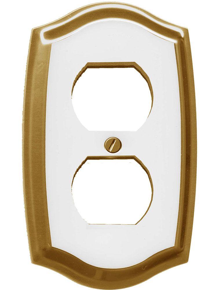 Regal Brass & White Duplex