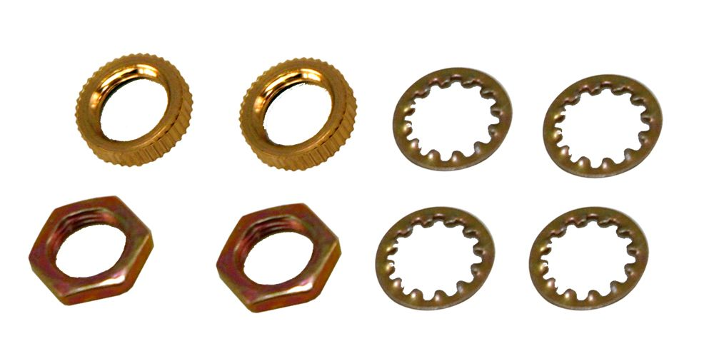 Assorted Lock Nuts