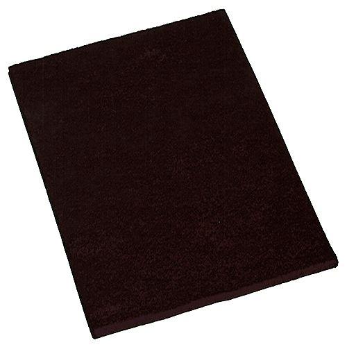 Everbilt 4-1/4-Inch x 6-Inch Self-Adhesive Felt Furniture Pads, 2-Pack, Brown