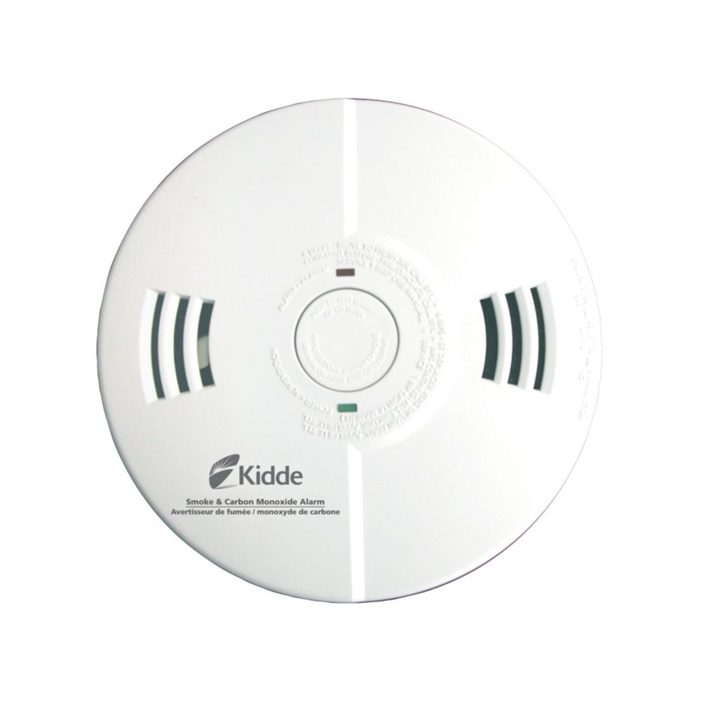 Battery Operated Combo Smoke and Carbon Monoxide Alarm