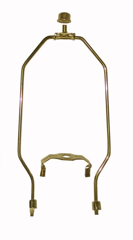 """Lyre de Laiton - 8 """"(20.3 cm)"""