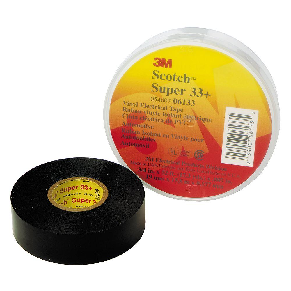 Scotch 33 Vinyl Electrical Tape The Home Depot Canada