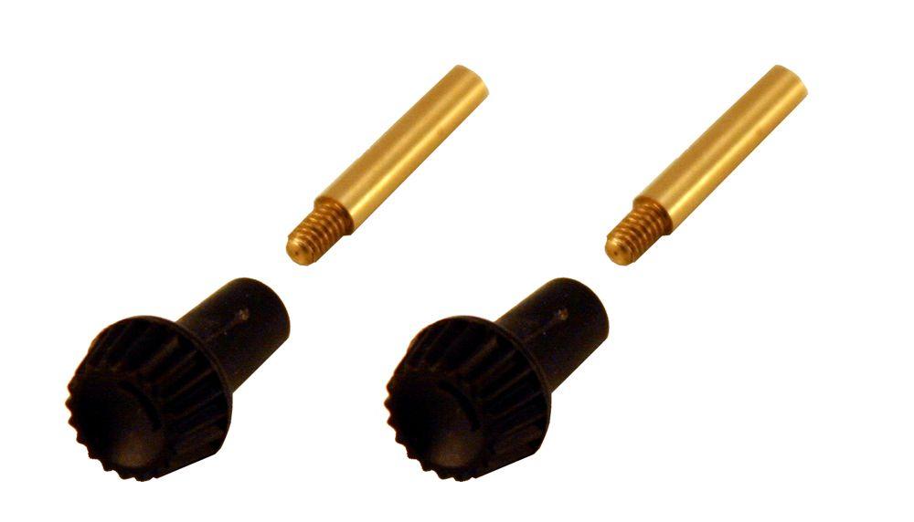 Interrupteur à bouton rotatif de Bakélite
