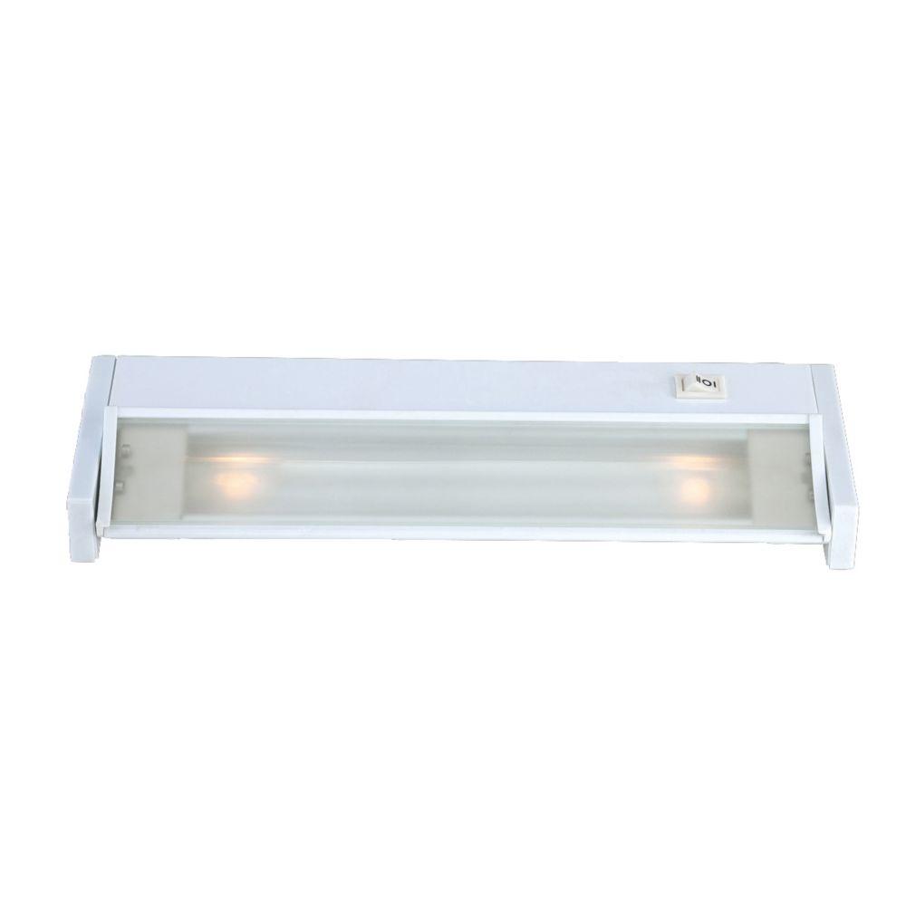 2lt Undercabinet Adjustable Lite, White