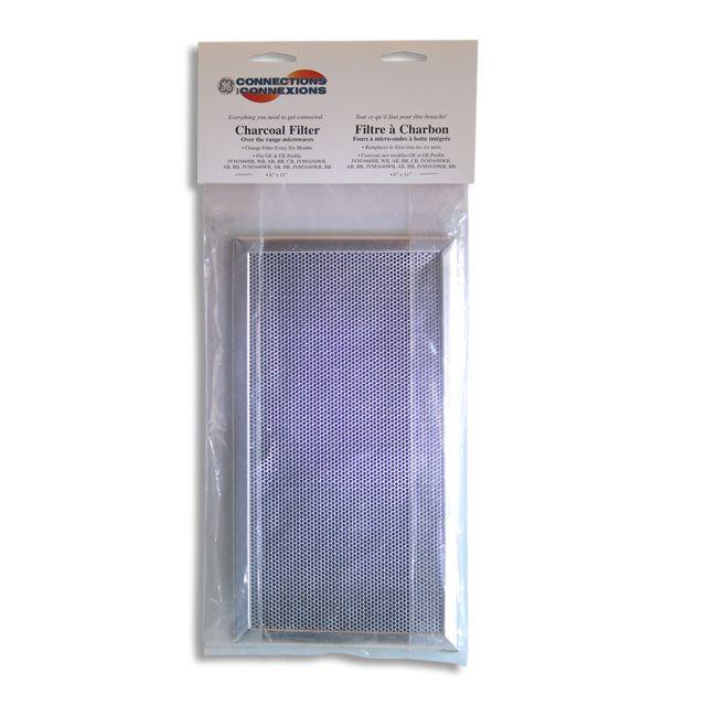 Filtre pour micro-ondes à hotte intégrée.