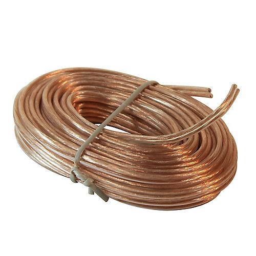 30.5m 18 Gauge Speaker Wire