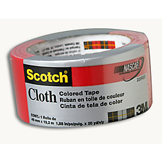 3M Cloth 220 Red Duct Tape