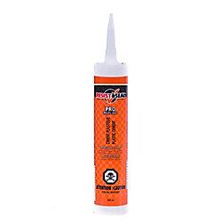 RESISTO Ciment plastique Pro RS35-300 pour surfaces sèches ou humides, 300 ml