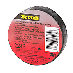 2242 Linerless Electrical Rubber Splicing Tape