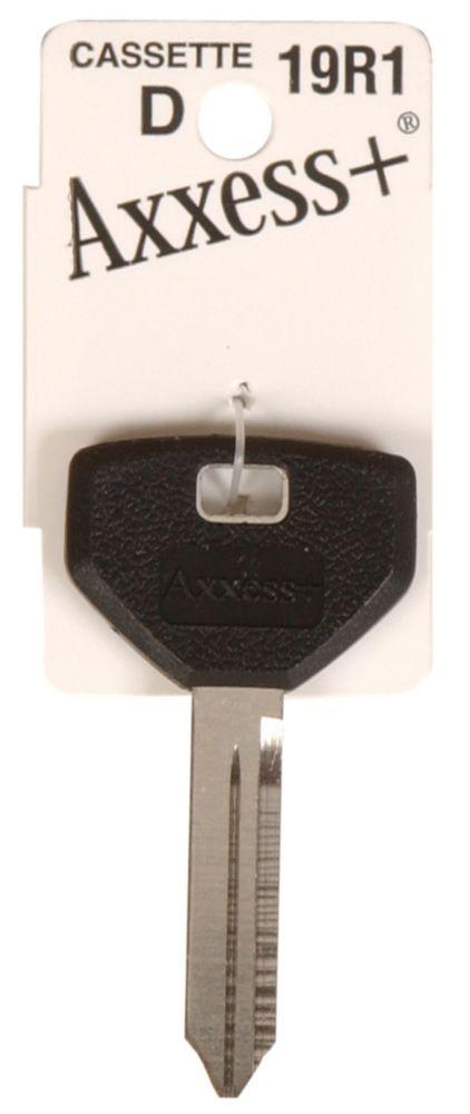 #19R2 Rubberhead Axxess Key