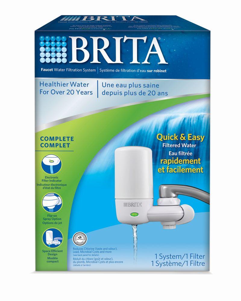 Brita Faucet Mount Advanced System