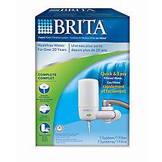 BRITA FM SYSTEME BLANC/BLANC