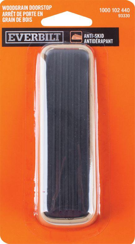 Arrêt de porte simili bois