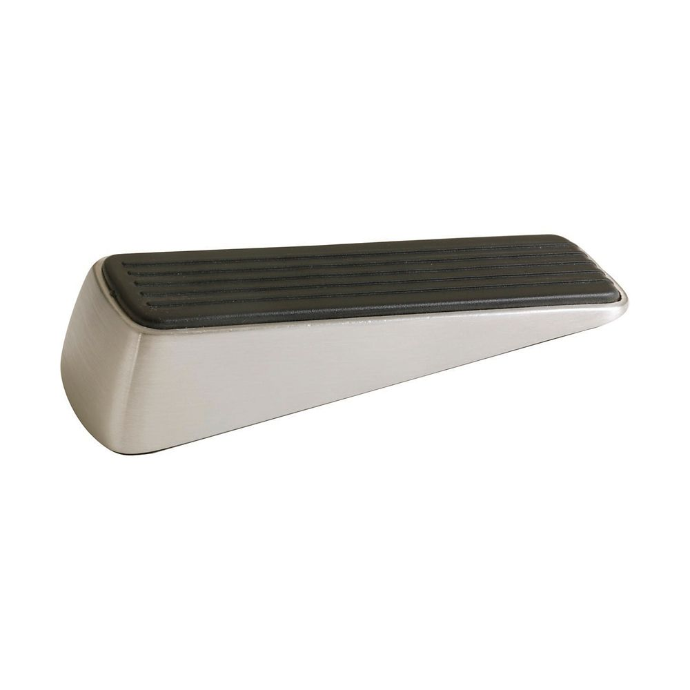 Satin Nickel Door Stop