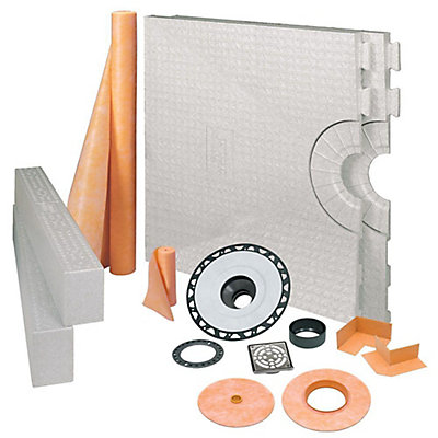 pinterest assembly schluter shower drain room kerdi pin top