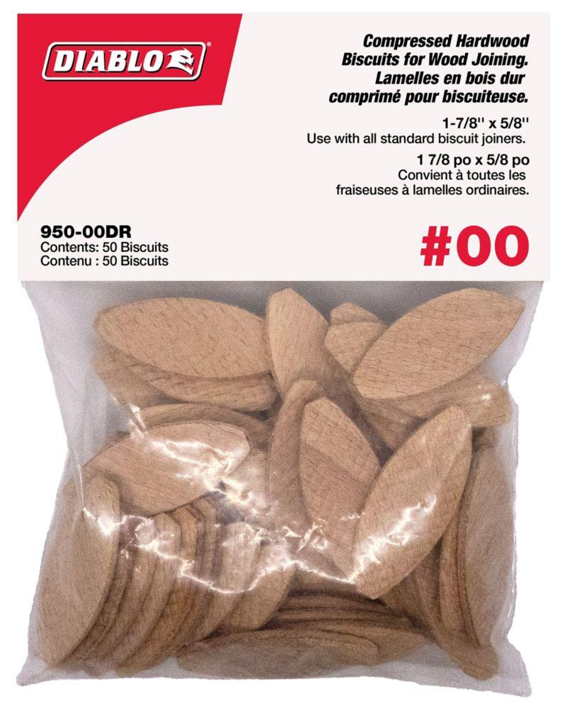 Lamelles Taille 0 - 50 par enveloppe