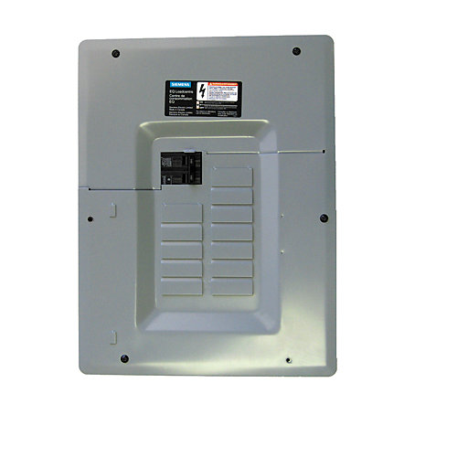 12/24 Circuit 100A 120/240V Panel Pack With Main Breaker