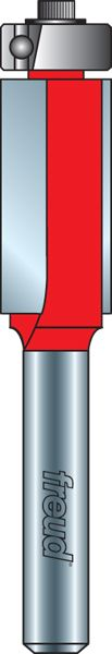 1/2-inch x 1-inch Bearing Flush Trim Bit