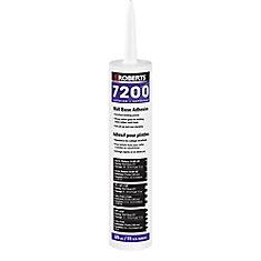 Roberts 7200, 325mL Wall Base Adhesive, Superior Grade, in Caulking Tube