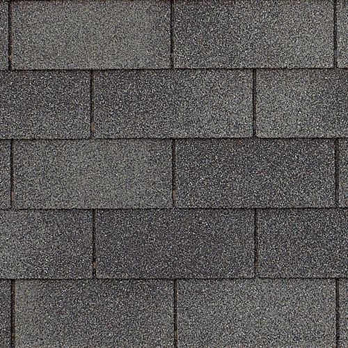 BP Dakota Tone Grey Fiberglass 3-Tab Shingle