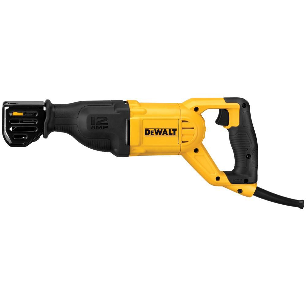 DEWALT 12 amp Corded Reciprocating Saw