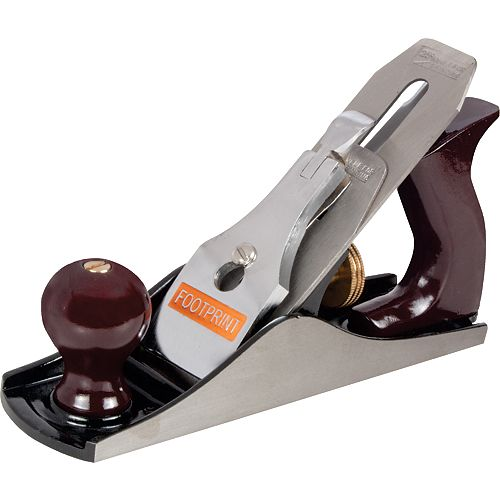 Footprint Tools Professional Smooth Plane
