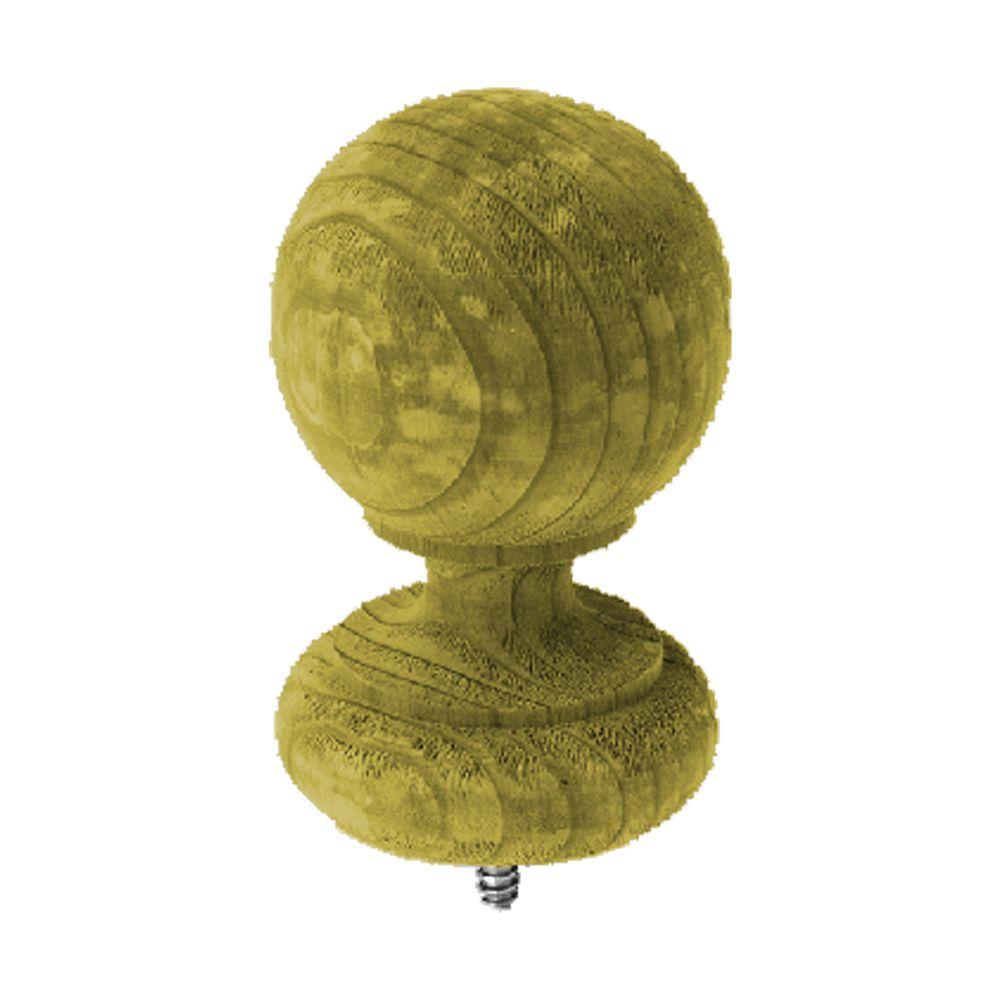 ProGuard Treated Wood Canadiana Ball
