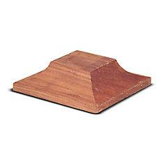 4x4 Cedar Flat Cap