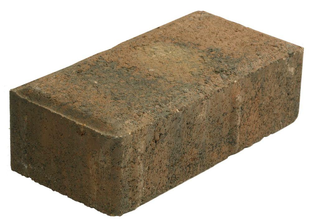 Rocky Mountain Blend - Pavé Dutchstone -  4 X 8 x 2 3/8 po