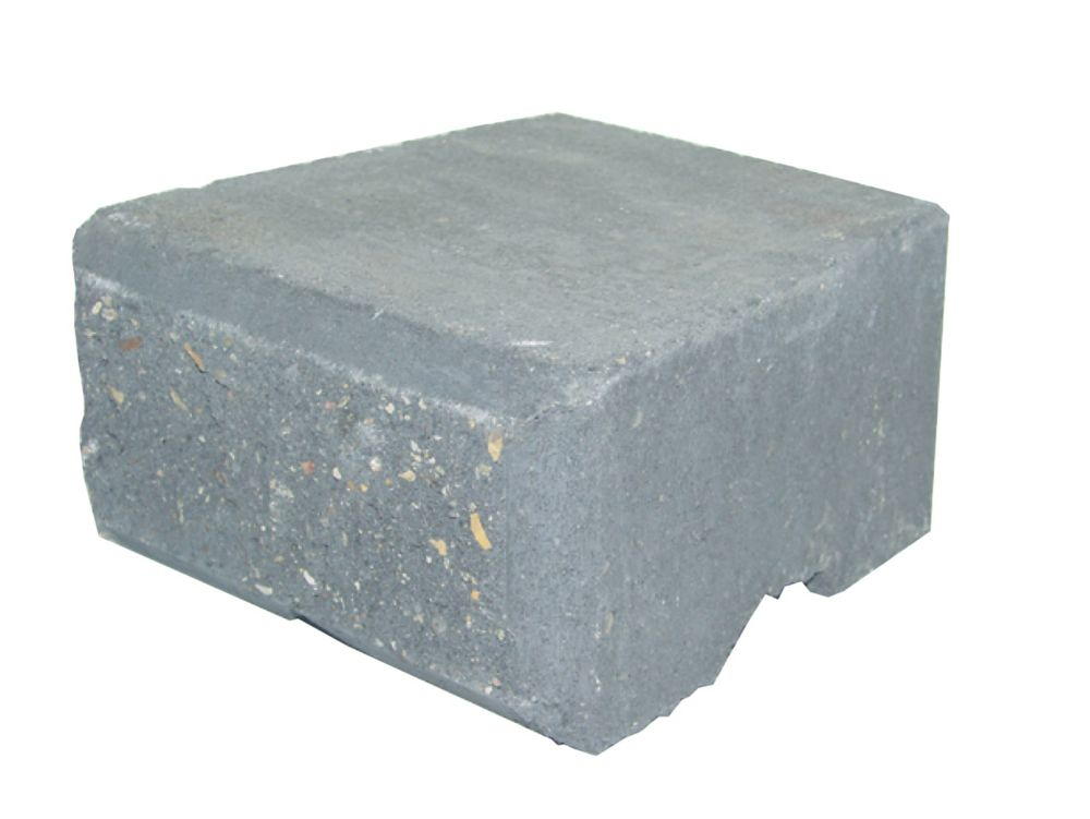 Cindercrete Easy Stack Cap- Charcoal