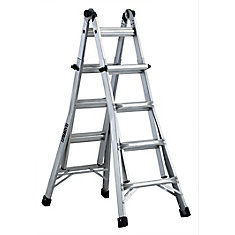 multi purpose ladder 17 Feet  grade IA