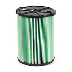 HEPA Filter For 18.9 L (5 Gal.) & Larger Wet Dry Vacuums