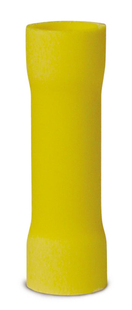 Gardner Bender Butt splice 12-10 AWG  Vinyl Insulated Yellow 7/CARD
