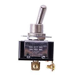 Gardner Bender Toggle SPST 20A 125VAC O/F; 1/Cd
