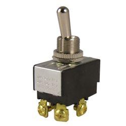 Gardner Bender Toggle DPST 20A 125VAC O/F; 1/Cd