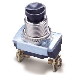 Gardner Bender Push On / Norm Off SPST 6A 120VAC; 1/Cd