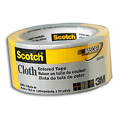 3M Cloth 220 Yellow Duct Tape