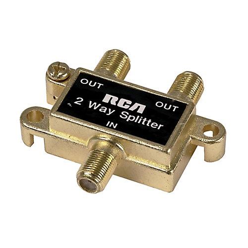 2 Way Signal Splitter