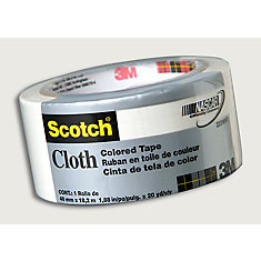 3M Cloth 220 White Duct Tape