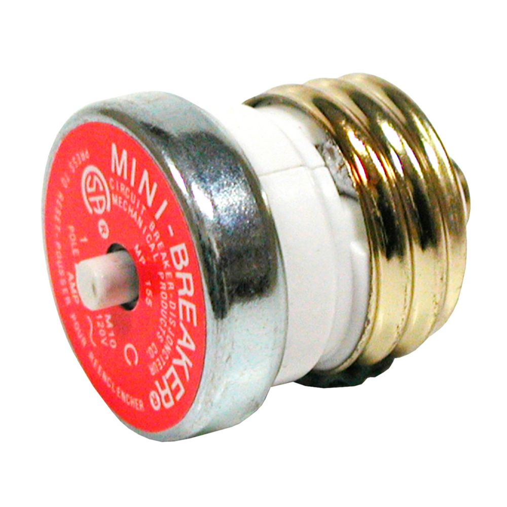 MINI BREAKER 20 AMP Red 52381 Canada Discount